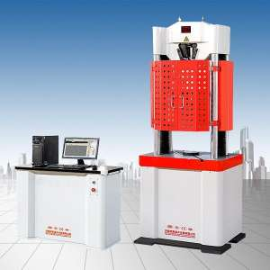 WAW-2000-2000KN微机控制电液伺服万能试验机